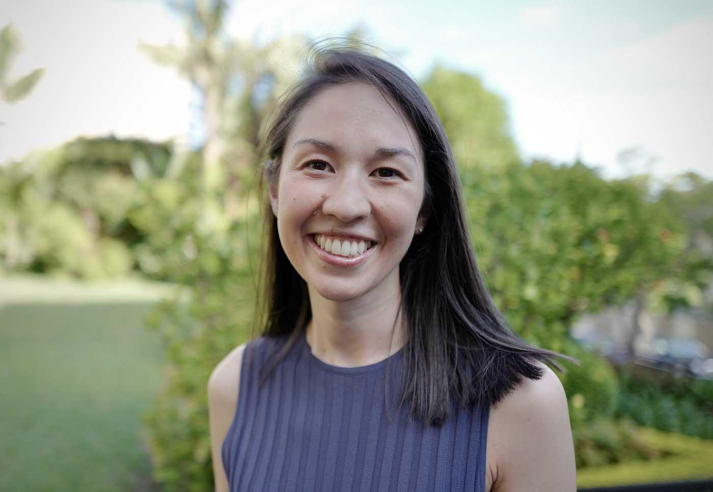 Dr Ebony Wong